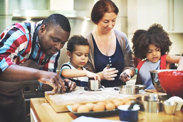 Projet DémarMots - famille cuisine