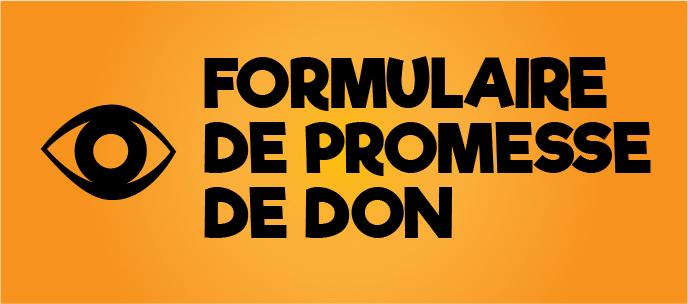 Formulaire de promesse de don - Nous dinde-donnons!