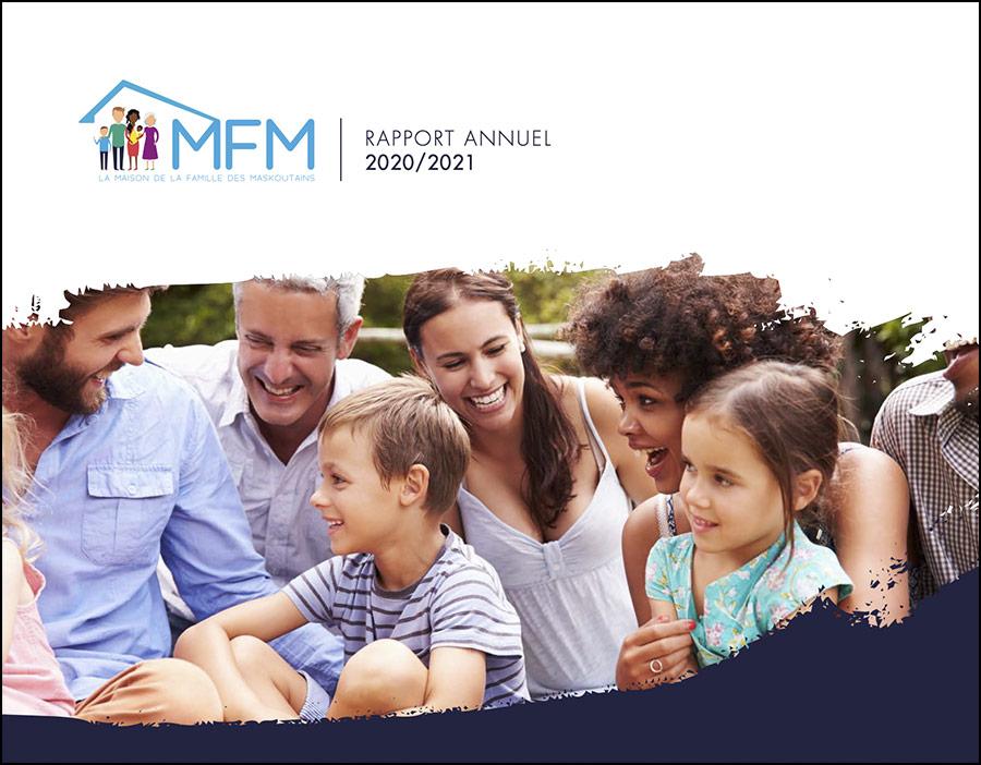 MFM - Rapport Annuel 2020 - 2021